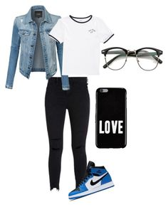 """Untitled #66"" by lillayna on Polyvore featuring NIKE, LE3NO, Vans and Givenchy"