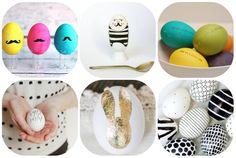 Egg decorating fun