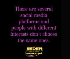 #Facebook #FacebookMrketing  #Instagram #YouTube #Google  #Insta4Businuss #Pinterest #Tumbler #Twitter #www.eedenmarketing.com #ReturnOnInvestment  #GrowingTargetMarket #GrowYourAudience #AmplifyYourAudience #SalesGrowth #OnlineSales  #DigitalArt #DigitalMarketing #TrustedPartnerships