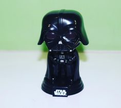 Its so satisfying to see it #bobble on my study table!! . Finally I have my hands on a #funkopop !! . #darthvader #starwars #bobblehead #toys #longlost #black #shiny #amazed #singapore