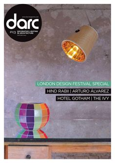 darc 13  darc is a dedicated international magazine focused on decorative lighting design in architecture. Published five times a year, including 3d – our decorative design directory, darc delivers insights into projects where the physical form of the fixtures actively add to the aesthetic of a space. In darc, as with sister title mondo*arc, our aim remains as it has always been: to focus on the best quality technology, projects and products and to hear from those on the forefront of…