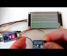 Arduino Nano and Visuino: Display BME280 Temperature Humidity and Pressure on Nextion Display Scope