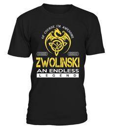 ZWOLINSKI An Endless Legend