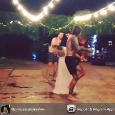 Video from Oli and Hannah Sykes wedding