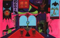 Rolly Crump's Museum of the Weird.