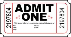 Graduation Announcement Template Free To Print Cards Printable Card Templates Re. , Graduation Announcement Template Free To Print Cards Printable Card Templates Re… , Movie Party Invitations, Party Tickets, Free Printable Birthday Invitations, First Birthday Invitations, Ticket Invitation, Invitation Ideas, Invitation Design, Invitations Online, Invites