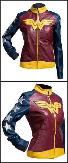 The hottest Adrianne Palciki Wonder Woman Costume has stylish look and very attractive colors. Now you can carry also Wonder Woman Outfit made with Synthetic Leather with slim fit design. Hurry up gets your one now at discounted rate.