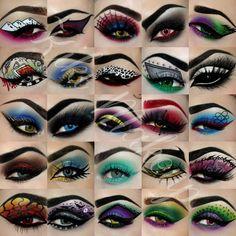 Saw Kiki Makeup on FB. Amazing. - Imgur