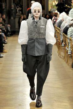 Thom Browne - Fall 2011 Menswear - Look 27 of 45