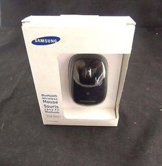 Samsung Electronics Wireless Bluetooth Mouse AA-SM7PWBB/US