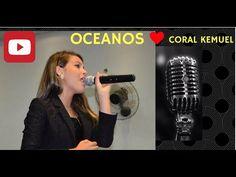 → OCEANOS CORAL KEMUEL - Cantado Por Victória Ferreira - Oceans Letra