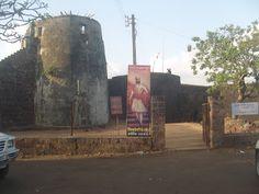 Beautiful Konkan!!: Jaigad fort and Jaigad creek