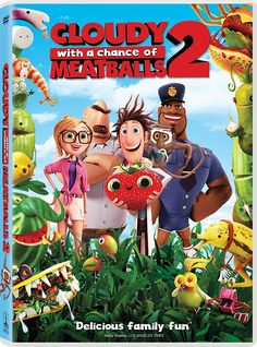 Image result for cloudy with the chance of meatballs