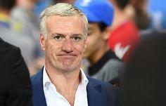 Didier Deschamps après la défaite en finale