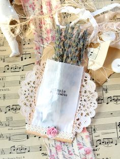 Small treat bags