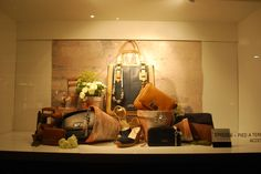 Still Life of bags and accessories