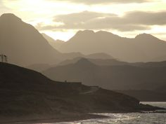 Kirsteen slessor kslessor79 on pinterest gairloch in wester ross for beautiful scenery in the highlands of scotland self catering cottages in gairloch area malvernweather Choice Image