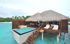 Luxury Resort Ayada, Maldives... perfect honeymoon location!