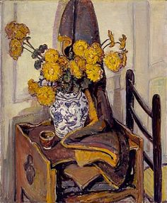 "peira: "" Russell Cheney Still Life with Flowers (n.) via Smithsonian American Art Museum "" Painting Still Life, Still Life Art, Painting Gallery, Art Gallery, Paul Cezanne, Mellow Yellow, Large Art, American Art, Flower Art"