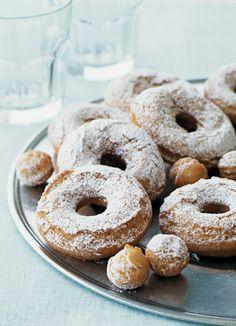 Foodie Friday: Buttermilk doughnuts
