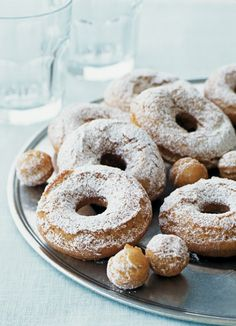 Foodie Friday: Buttermilk doughnuts