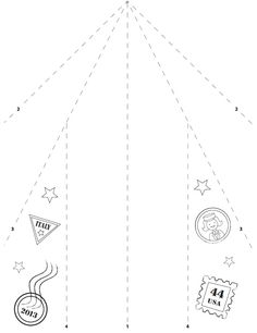 Whoosh! Easy Paper Airplanes for Kids: Color, Fold and Fly! >< MODEL COLORING  PAGE 4 >< Welcome to Dover Publications