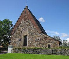 Torsångs kyrka (Torsång's church) by JsonLind, via Flickr