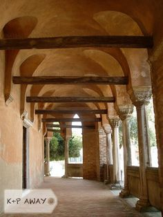 Torcello church walk, Venice