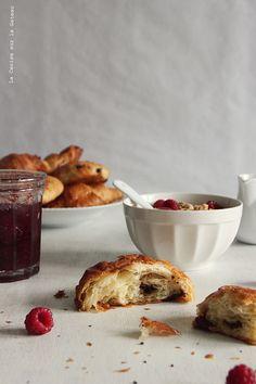 breakfast028 Viennoiseries maison pour le p'tit déj