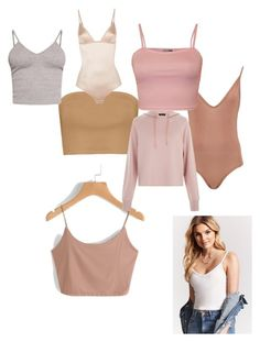 Untitled #47 by melgg on Polyvore featuring polyvore, fashion, style, Boohoo, WearAll, BasicGrey, La Perla, Forever 21 and clothing