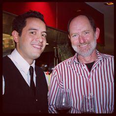 Ben Moechtar, Delicado and Iain Riggs, Brokenwood #wine