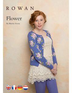 Ravelry: Flower pattern by Martin Storey