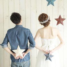 後ろ姿ショットの可愛い撮り方・ウェディングフォトまとめ | marry[マリー]
