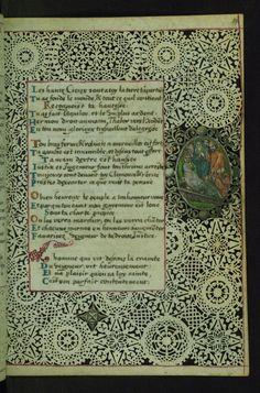 W.494, LACE BOOK OF MARIE DE' MEDICI folio 19r