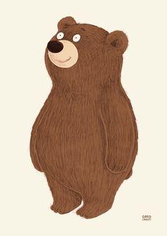 Bear by Greg Abbott