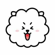 UNIVERSTAR is now available as LINE Emoji. Spice up your chat with UNIVERSTAR Must-have Emoji! Bts Emoji, Cute Kawaii Drawings, Face Stickers, Emoji Wallpaper, Simple Doodles, Bts Drawings, Bullet Journal Ideas Pages, Bts Chibi, Cute Cartoon Wallpapers