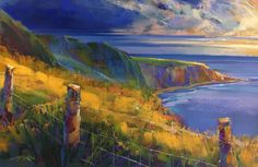 Donegal Bay - - - -   http://www.michaelmckeegallery.com/new-and-available/landscape
