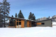 MMW Architects | Plains Cabin - MMW Architects