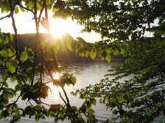 Silver Lake, Brandon, Vermont.