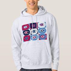 Eyes collage, abstract hoodie      UM EINEN TAG VERLÄNGERT: 30% Rabatt auf T-Shirts, Leggings und mehr   -15% auf der ganzen Seite   Nutze den Code: FLASHSALENOW   Details