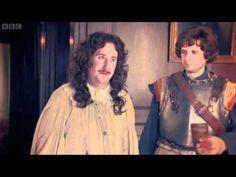 funny video..... It reenacts the moment when the great society painter Peter Lely (1618-1680) was asked to paint a portrait of Lord Protector Oliver Cromwell.