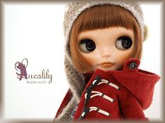 ** Blythe outfit ** Lucalily 517**_画像1