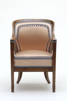 c.1825 Biedermeier armchair by Joseph Ulrich Danhauser, Vienna
