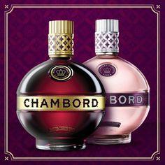 Chambord Liqueur, Flask, Barware, Beverages, Perfume Bottles, Cocktails, Alcohol, Wine, Beauty