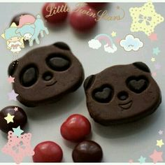 みなさん楽しい週末を過ごされましたか♡?   かわいいパンダのチョコクッキーで仕事の疲れを嫌そう♡   みんなはどんなおやつが好きですか?   Take a break from your work with these cute panda cookies♡   What kinds sweets do you like ♡?   Photo taken by Teresa1 on WhatIfCamera    Join WhatIfCamera now :)   For iOS:   https://itunes.apple.com/app/nakayoshimoshimokamera/id529446620?mt=8   For Android :   https://play.google.com/store/apps/details?id=jp.co.aitia.whatifcamera    Follow me on Twitter :)   https://twitter.com/WhatIfCamera    Follow me on Pinterest :)…