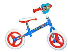 ¡Chollo! Bicicleta infantil Patrulla Canina (Paw Patrol) por sólo 39 euros.