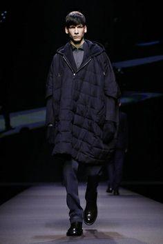 Ermenegildo Zegna Menswear Fall Winter 2014 Milan