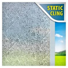 BDF decorative window films are an amazing solution to add creativity and style to your otherwise bare flat glass windows at the fraction of the cost of patterned or stained glass. Whether your purpose is privacy, our easy-to-install DIY decorative films are available for homes and other interior spaces to help you create the kind of environment you wish to experience. It will provide a stylish pattern for your window and privacy for your living environment. Our static cling, non-adhesive… Walmart Home Decor, Traditional Windows, Window Films, Cute Dorm Rooms, Static Cling, Installation Manual, Living Environment, Save Energy, Stained Glass