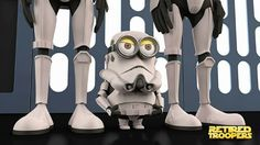 Minion: Star Wars