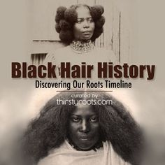 African american hair history